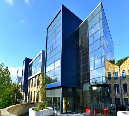 University of Huddersfield Image