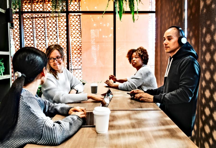 Start-up entrepreneurs