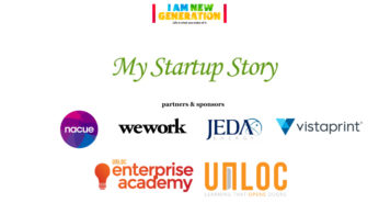 My Startup Story - Thank you for supporting us