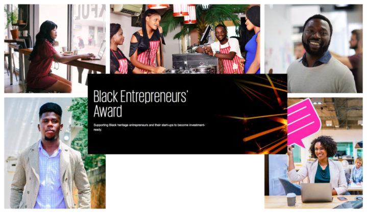 KPMG - Black Entrepreneurs' Award