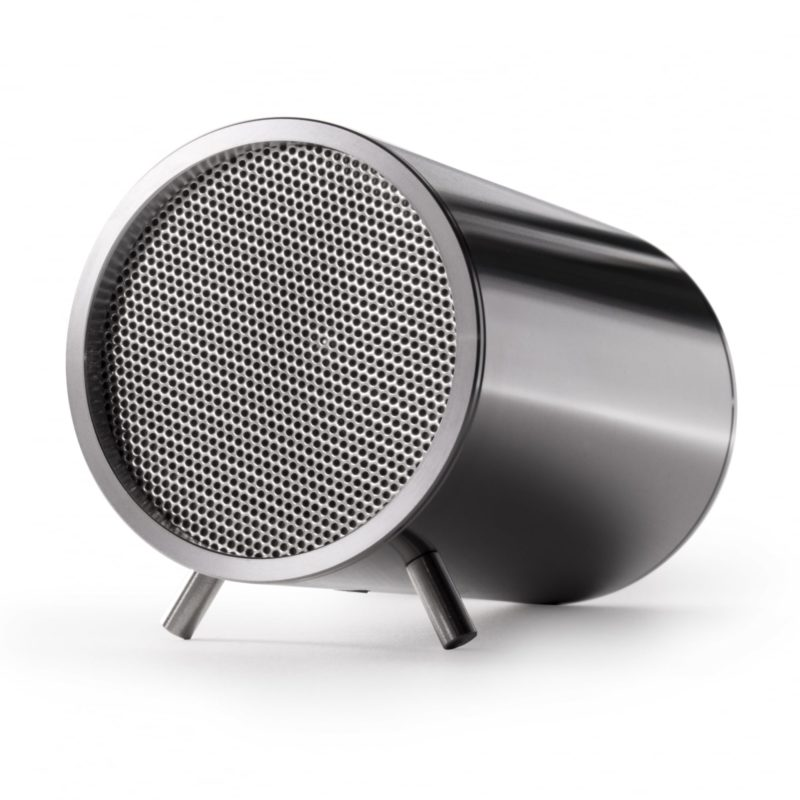 LEFF AMSTERDAM Tube Audio Bluetooth Speaker - Silver