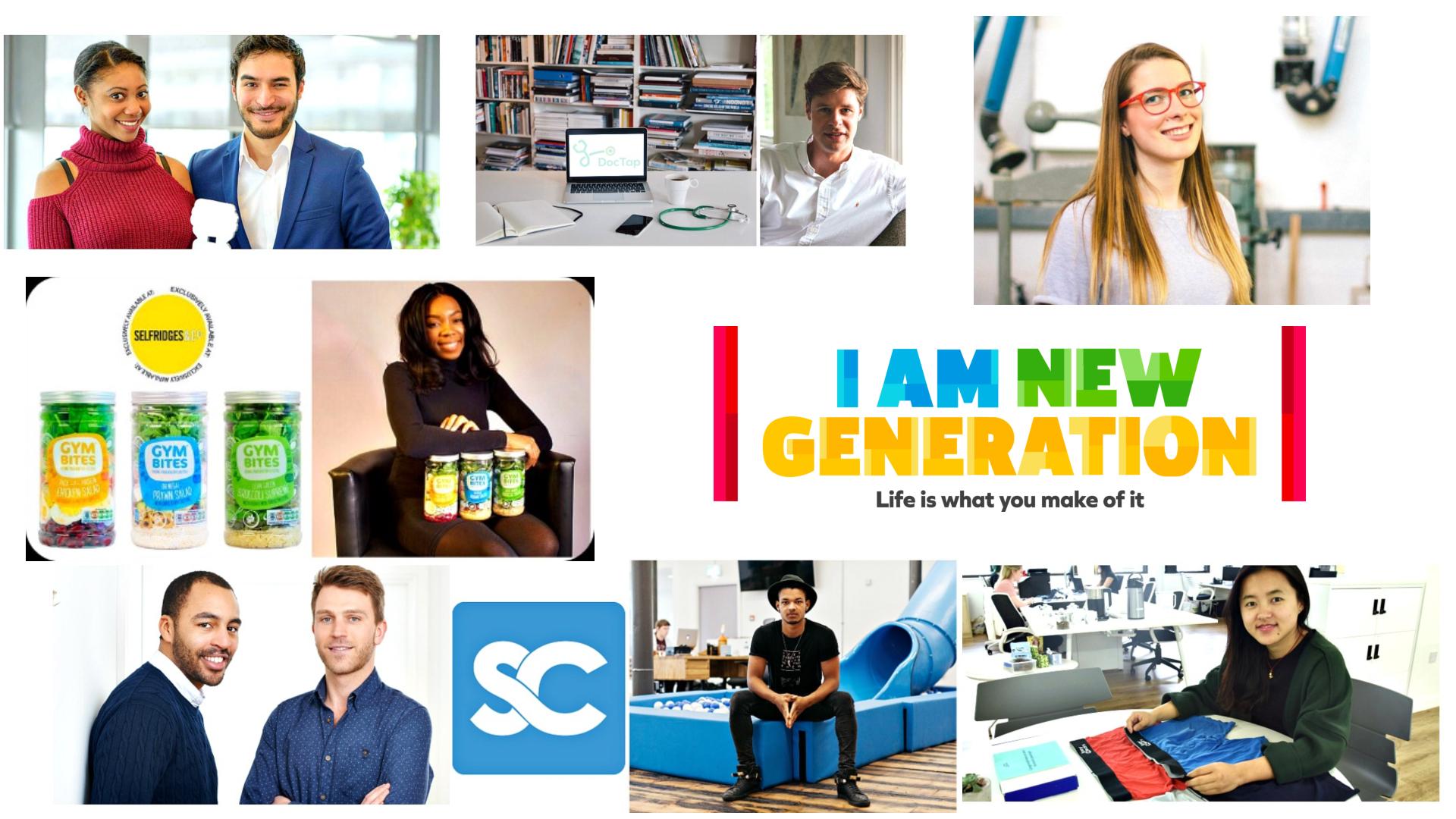 I Am New Generation Magazine #iamnewgenmag