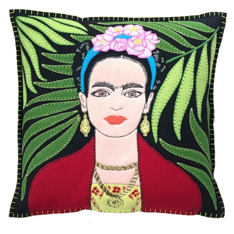 The Frida Kahlo Cushion