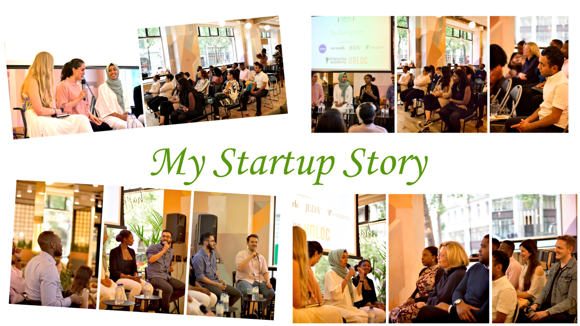 My Startup Story