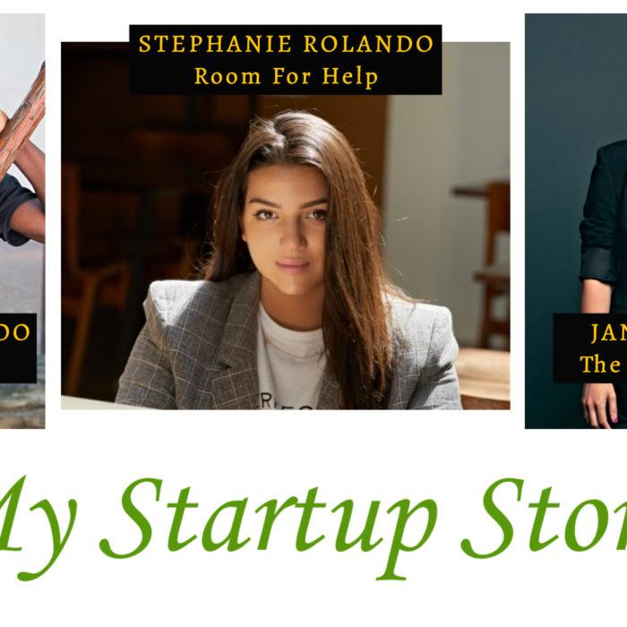 My Startup Story - Nov 18