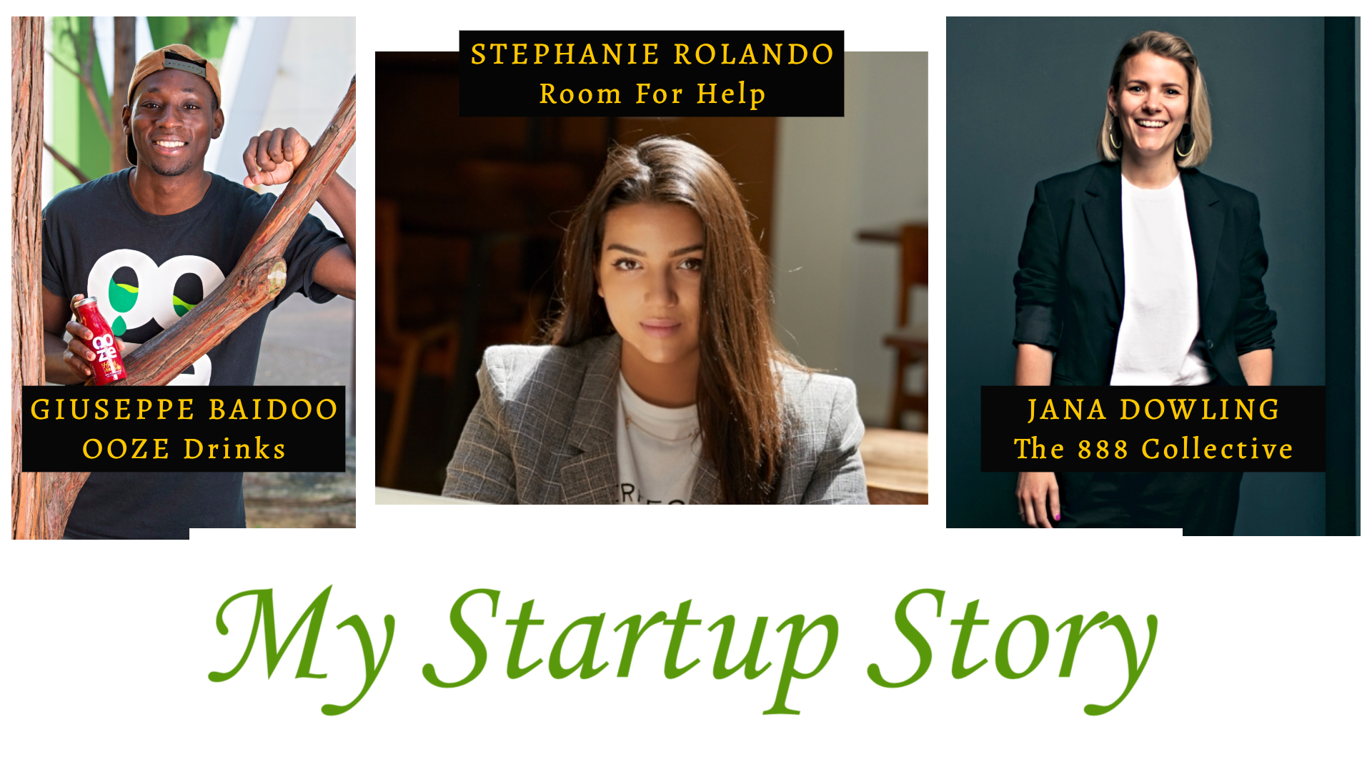 My Startup Story - I Am New Generation Magazine