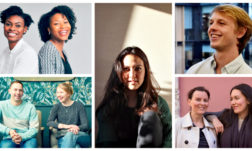Finalists at WeWork London Creator Awards Competition