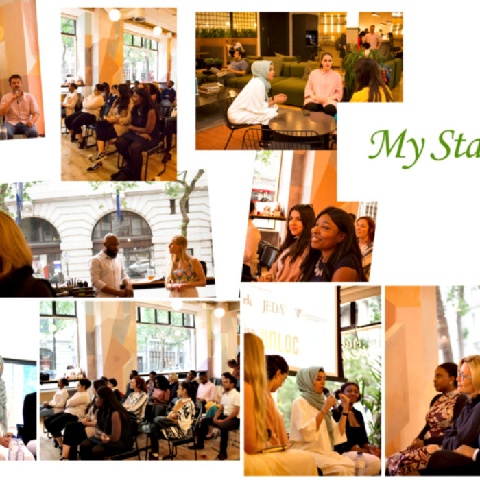 #LondonEvent - My Startup Story