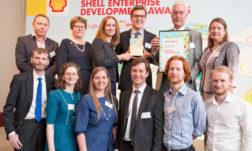 Shell Springboard finalists - funding pot