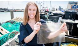 MarinaTex - plastic - The James Dyson Award 2019