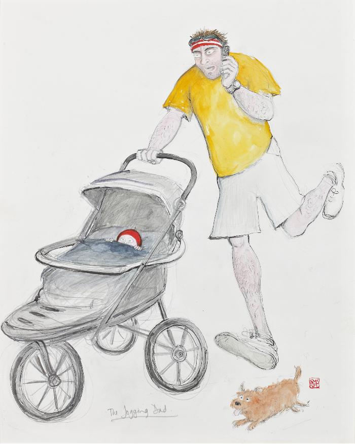 Sue_Macartney_Snape_The_Jogging_Dad