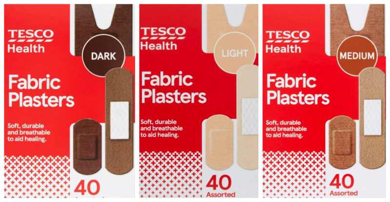 women of colour - plasters - Screen Shots 2020-03-08 at 19.12.49 19.16.54 19.17.14 - Copyright Tesco(1)