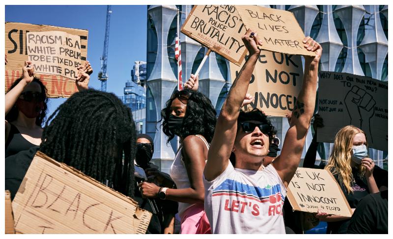 Black Lives Matter - #BLM
