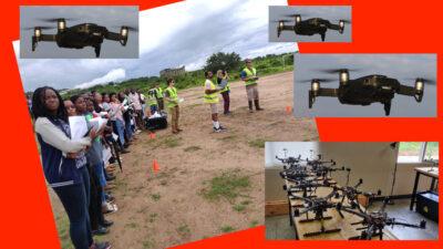 African-Drones