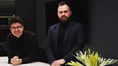 Algorithm AI - founders of Synthezised - I Am New Generation Magazine