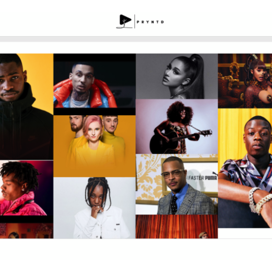 PRYNTD - virtual music - I Am New Generation Magazine