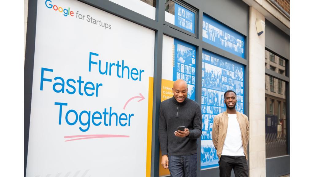 European Black Founders Fund - Google 1
