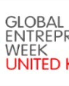 Global Entrepreneuship Week Logo