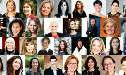 Top Fifty Most Inspirational Women