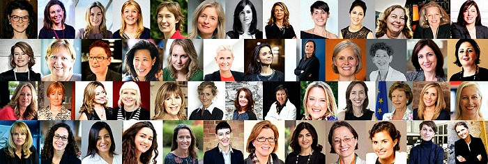 Top Fifty Most Inspirational Women