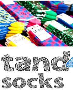 Stand4 Socks - Josh Turner