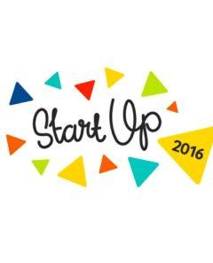 StartUp 2016 logo